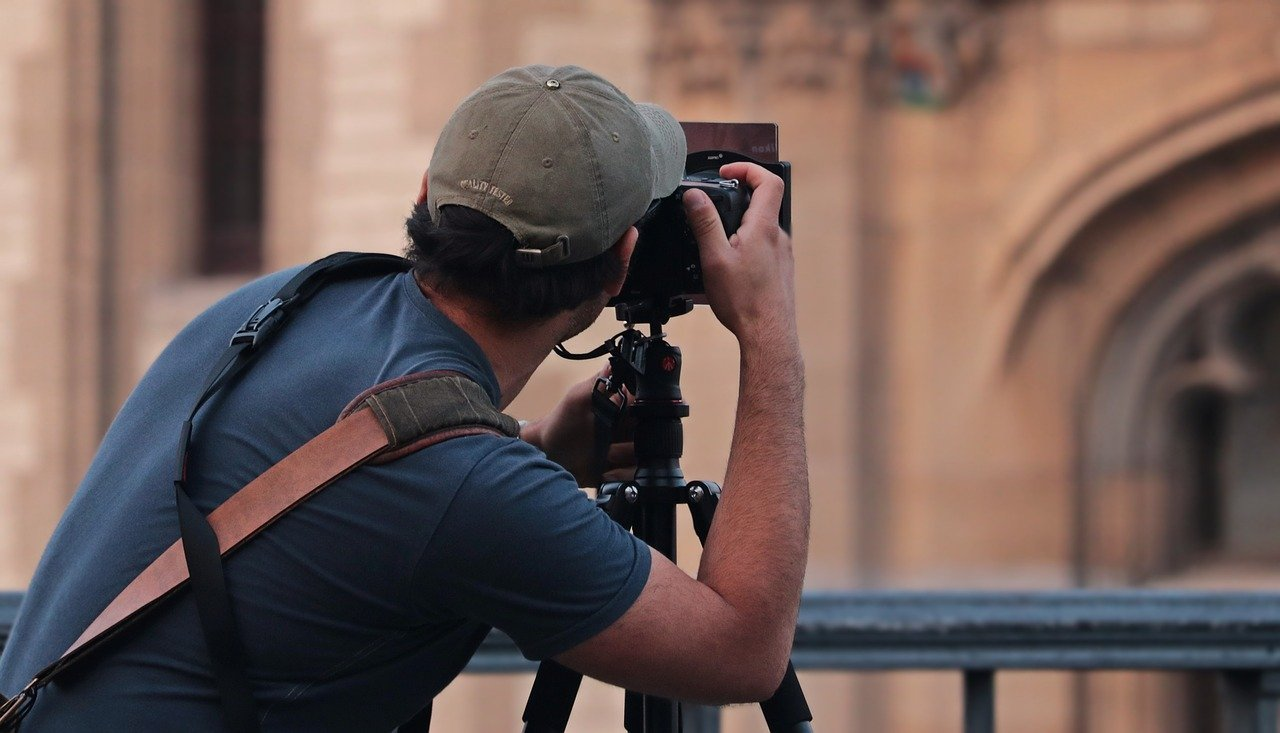 Les différents domaines de la photographie.
