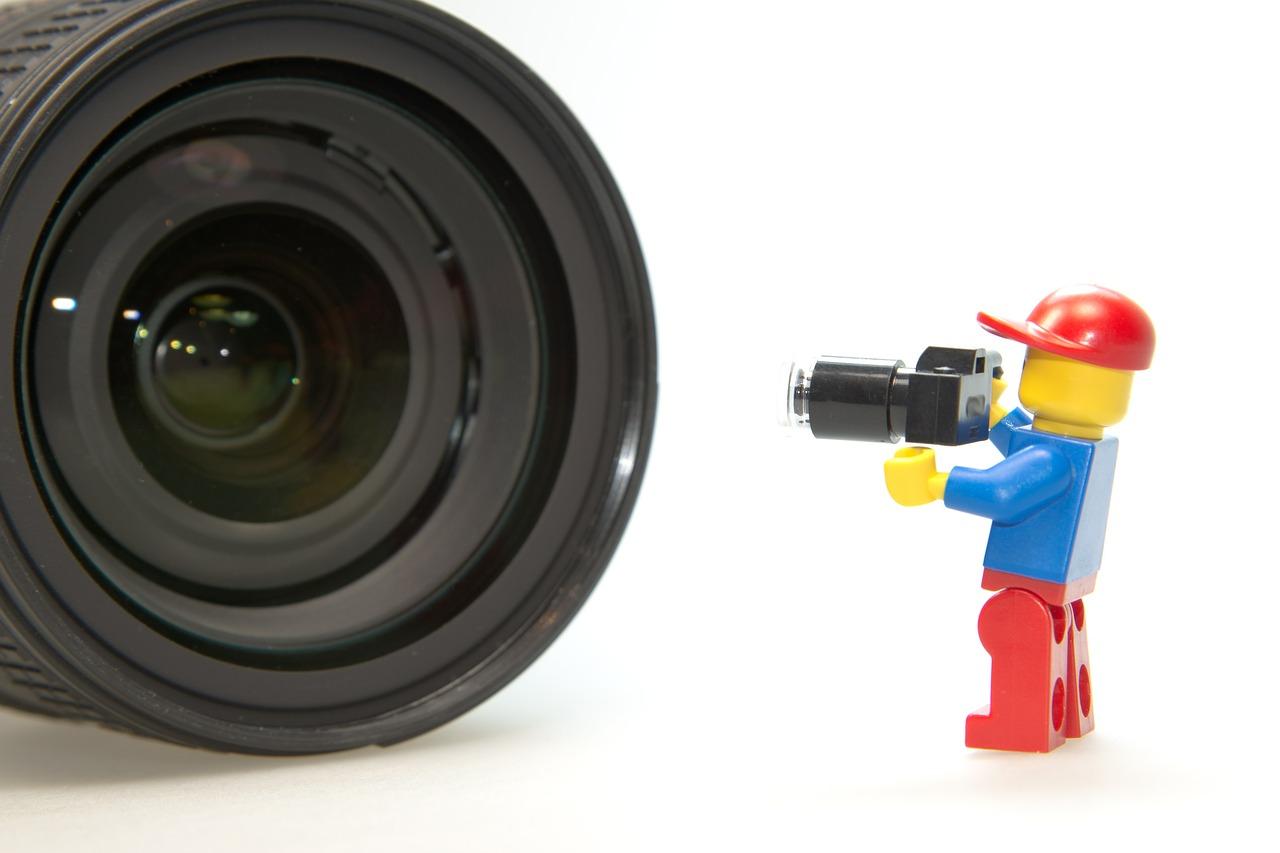 photographe objectif
